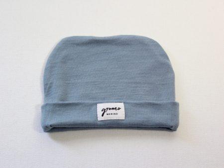 goomo.shop_merino beanie powder blue