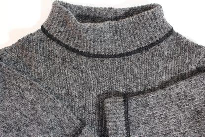 goomo.shop_handmade mohair wool chunky knit jumper