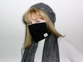 goomo.shop_gaiter face mask black