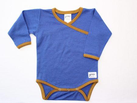 goomo.shop_baby romper ochre