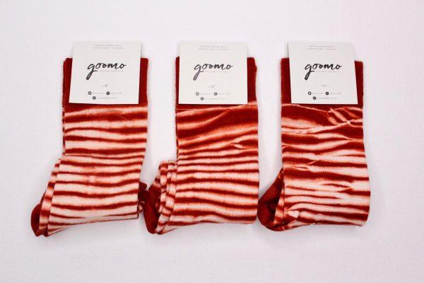 goomo.shop_rust zebra shibori