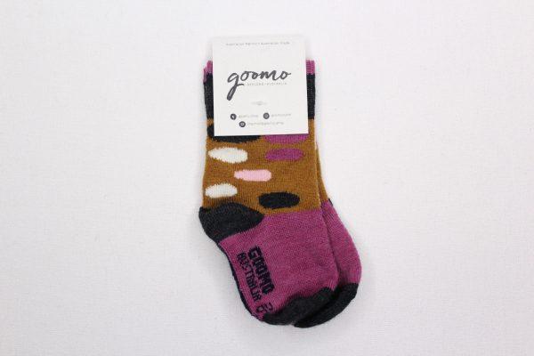goomo.shop_Egg ochre baby merino socks