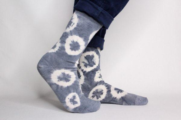 goomo.shop_superfine Australian Merino hand dyed socks