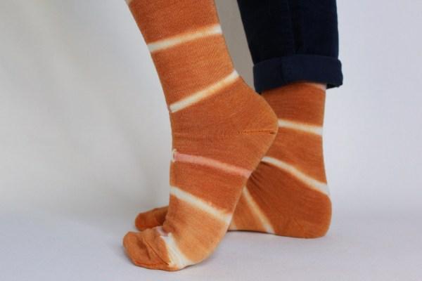 goomo.shop_superfine Australian merino shibori socks