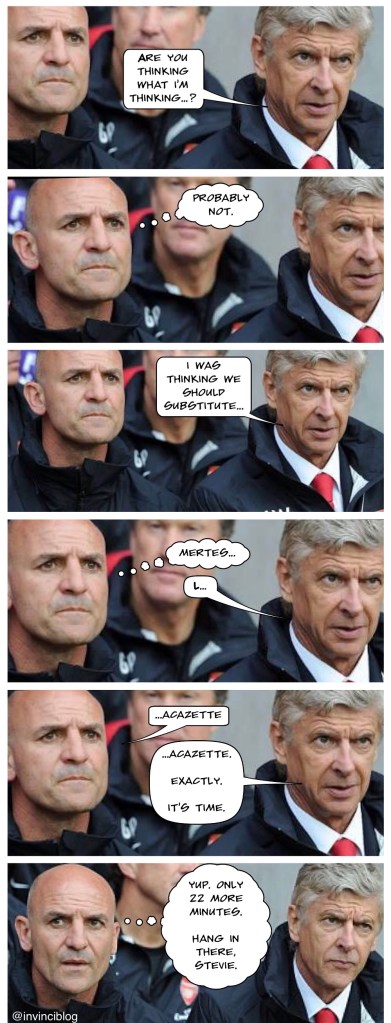 GOONBOGGLE An Arsenal comic by Batmandela 018 - Mertesacazette