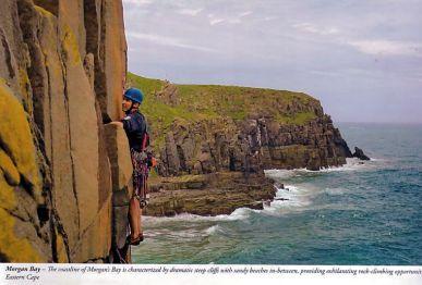 Morgan's Bay Rock Climbing