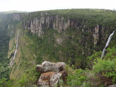 Mtarazi Falls.