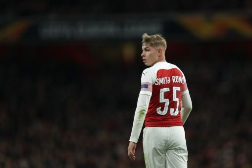 Smith-Rowe Arsenal
