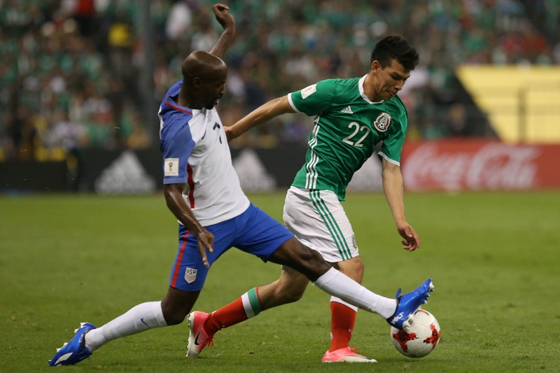 Arsenal and Napoli Leading The Race To Secure £35m Rated Mexican Flyer