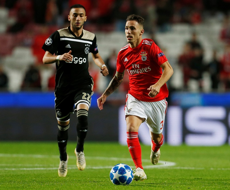 Arsenal In Pole Position Alongside Spanish Heavyweights To Land Benfica Star