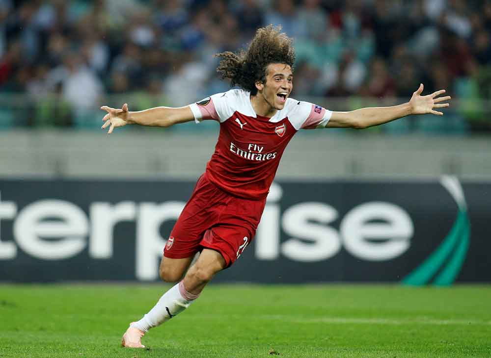 Emery Names Three Arsenal Starlets Who Can Follow In Guendouzi's Footsteps Into The First Team