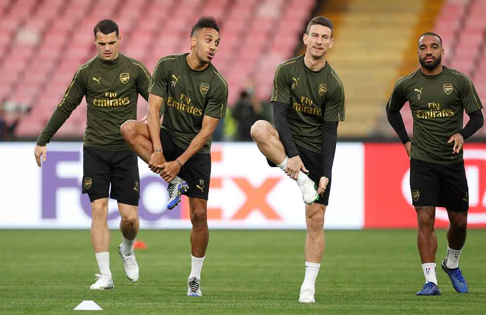 REPORT: Inter Turn Down Opportunity To Sign Arsenal Captain Koscielny