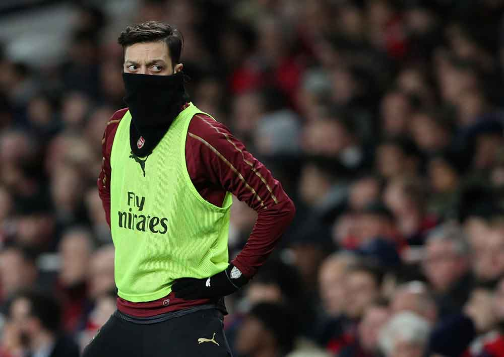 Why Mesut Ozil should be allowed to speak his mind