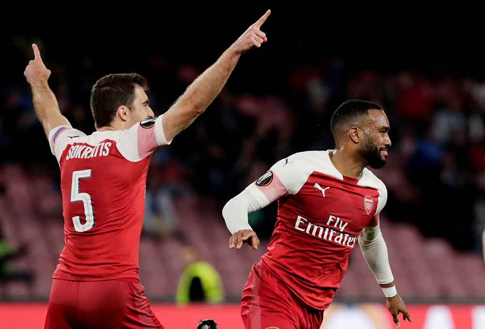 Arsenal Star's Return To Fitness Could Offer Emery A Vital Attacking Option Against The Blades