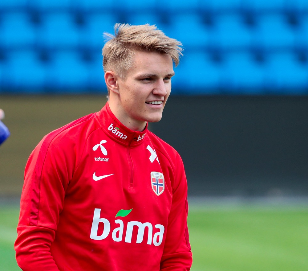 "Odegaard Singles Out Arsenal Teammate For Praise As He Labels Him A ""True Leader"""