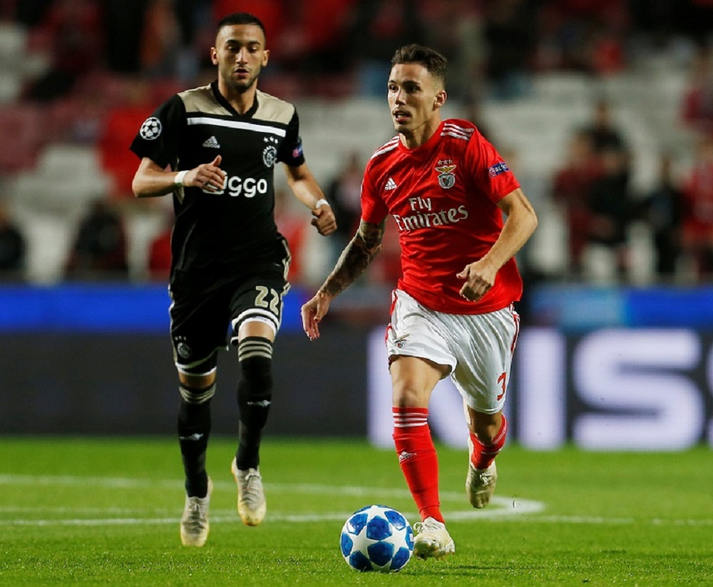 Arsenal And Spurs Join Race To Sign £34.5m Spanish Fullback