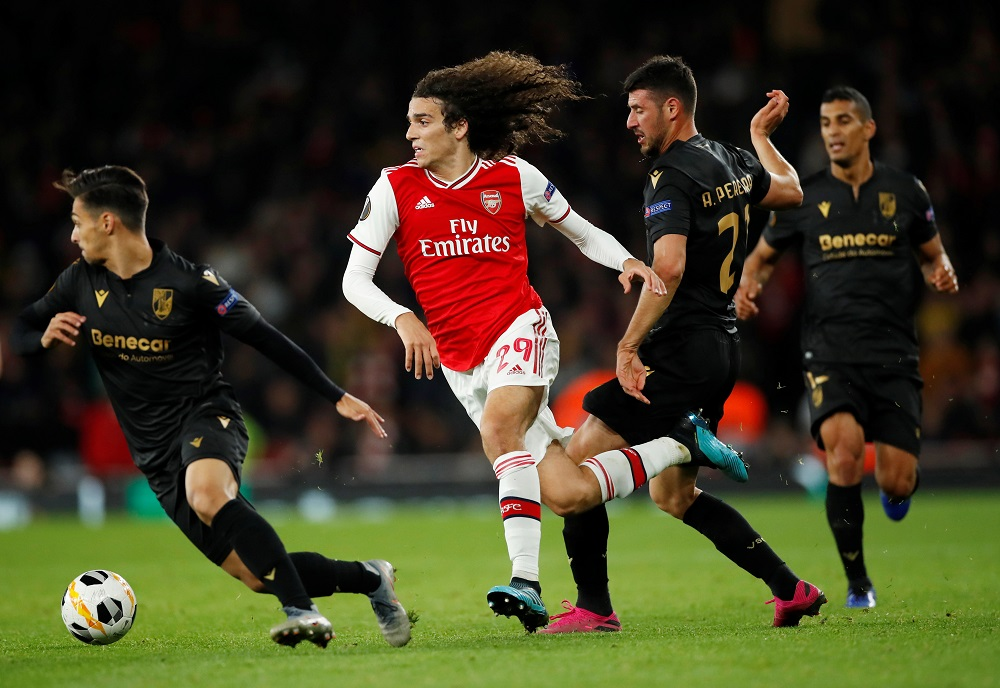 Arsenal 'Refused' Two Barcelona Stars In Exchange For Guendouzi