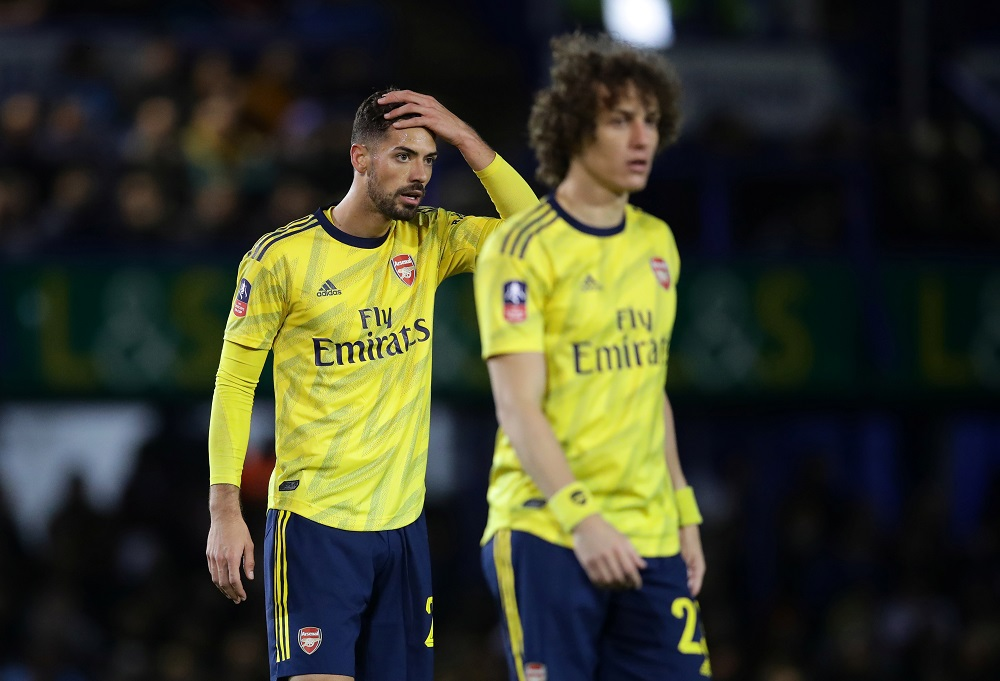 Full Arsenal Squad Injury News Including Updates On FOUR Central Defenders
