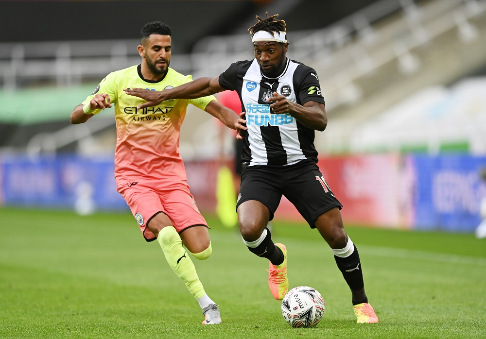 Arsenal Contact £16.5m Rated French Speedster's Agents About Possible Transfer