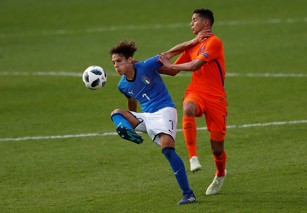 Arsenal Among Clubs Chasing Italian Under 21 International As Contact Is Made With Agent