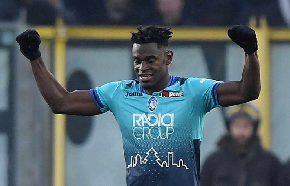 14 Goal Serie A Poacher Admits He Is An 'Arsenal Fan' And Reveals His Ambition Is To Play In The Premier League