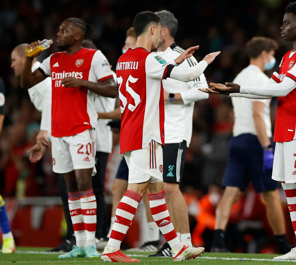 'No Reason Why He Shouldn't Get Playing Time' Maybe A Loan In January' 'Lots To Prove Still' Fans Discuss Arsenal Ace's Future
