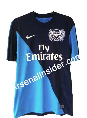 premium selection 81499 ec504 Arsenal's 2011/12 Home & Away kits | Gooner Talk
