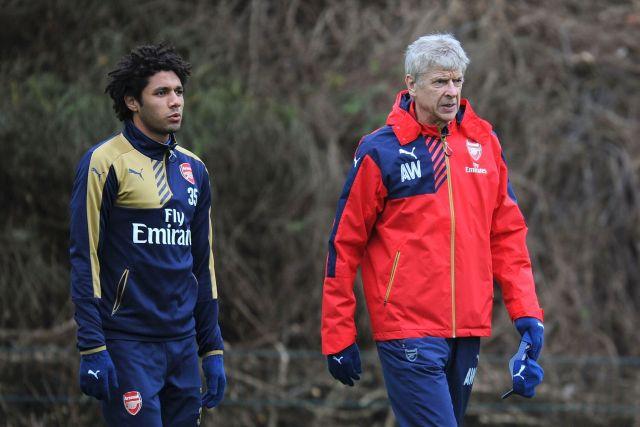 Elneny and Wenger