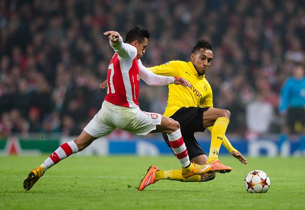 Arsenal FC v Borussia Dortmund - UEFA Champions League