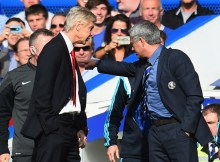 "Alt=""Wenger willing to make peace with Mourinho"