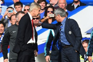 """Alt=""""Wenger willing to make peace with Mourinho"""