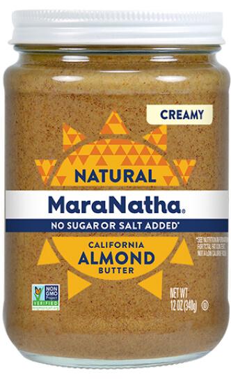 Maranatha no-stir almond butter