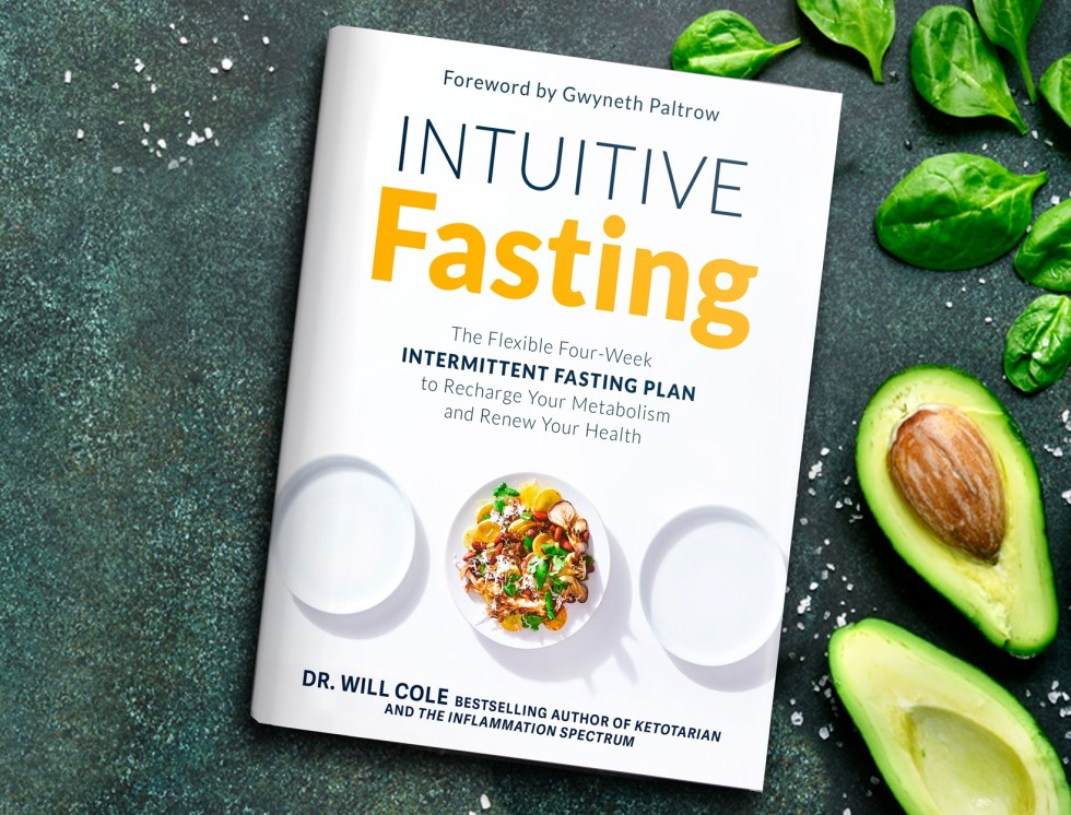 Intuitive Fasting book