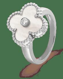Van Cleef & Arpels ring Van Cleef & Arpels, $3,500