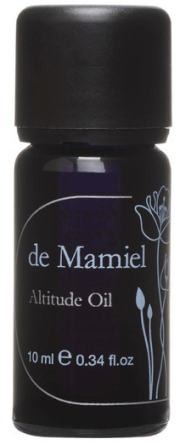 de Mamiel ALTITUDE OIL goop, $48