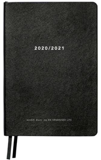 An Organised Life weekly diary goop, $35