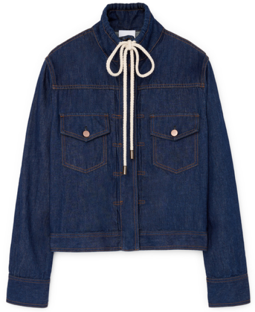 G. Label Diaz utility jean jacket