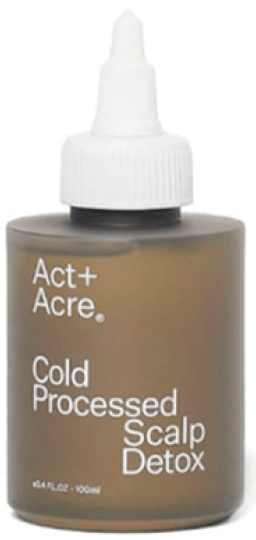 Act + Acre Cold Processed® Scalp Detox