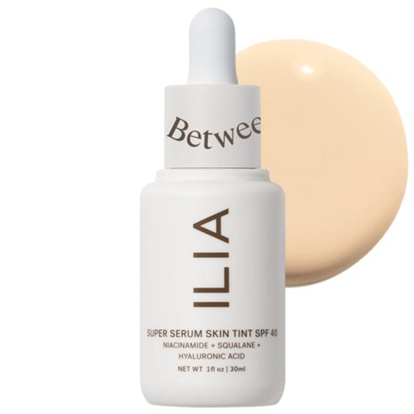 ILIA Super Serum Skin Tint SPF 40 Foundation