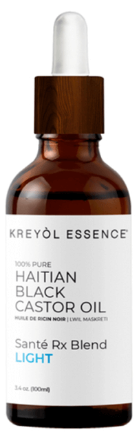 Kreyol Essence Haitian Black Castor Oil Light