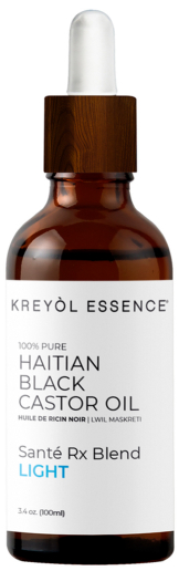Kreyol Essence Haitian BlackCastor Oil Light