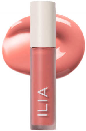 Illia tinted lip oil