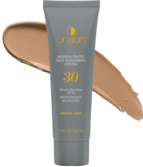 Unsun Mineral Tinted Sunscreen