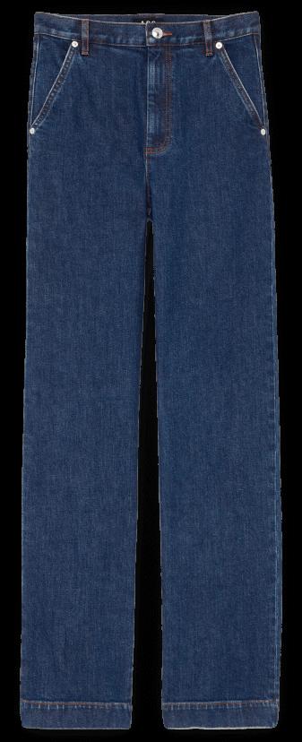 A.P.C. x goop jeans
