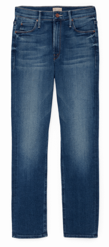 Mother mid rise dazzler ankle  Jeans
