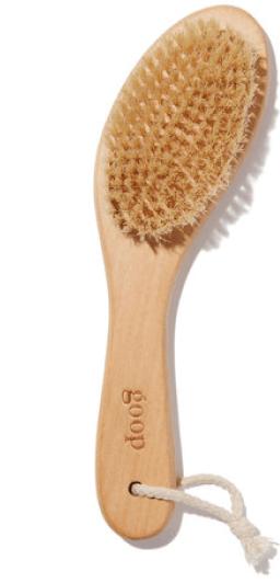 goop Beauty G.Tox Dry Brush