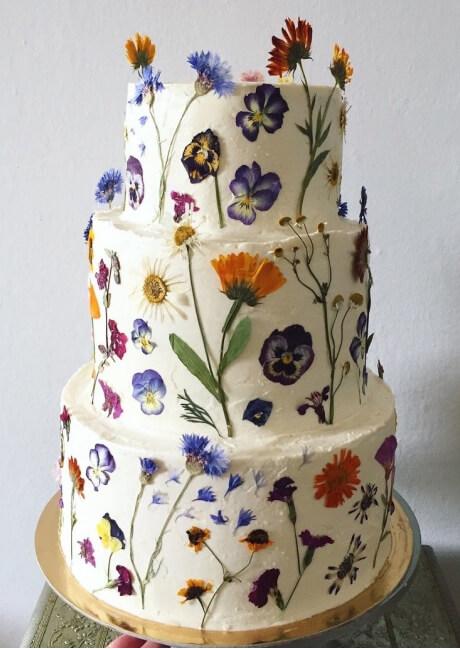 Loria Stern cake