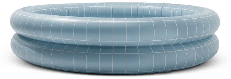 Mylle Original Inflatable Pool in Light Blue