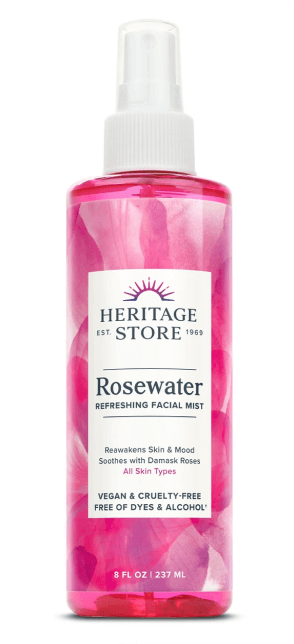 Heritage Store Rosewater, Heritage Store, $11