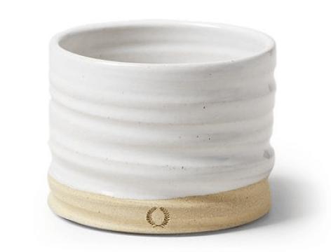 Farmhouse Pottery Trunk Garden Pot goop, $45